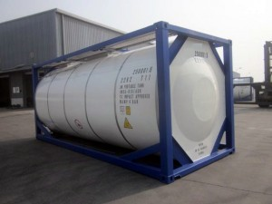 New 20ft Tank Container