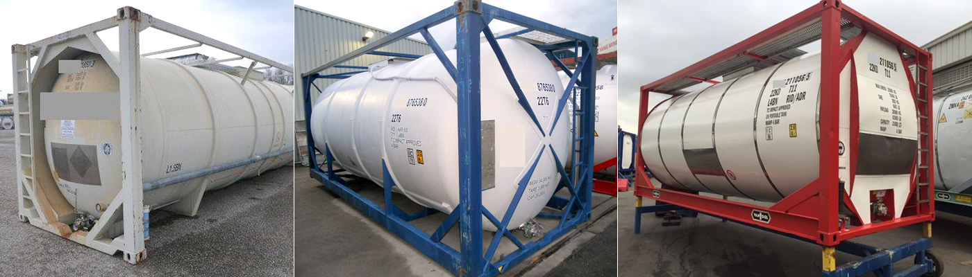 Chemical Tank Containers